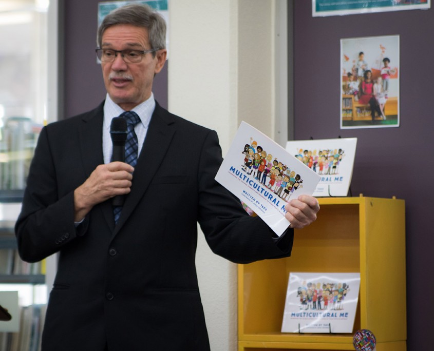 Dr Mike Nahan, Minister for Citizenship and Multicultural Interests