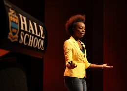 Hale School Talks Assembly
