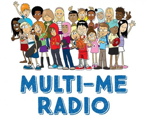iTunes Multi-Me Radio Podcast Cover