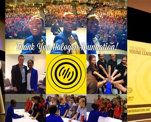 Halogen Foundation NYLD Harmony Day Taku Speech