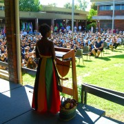 Harmony Day Taku School Talks Australia