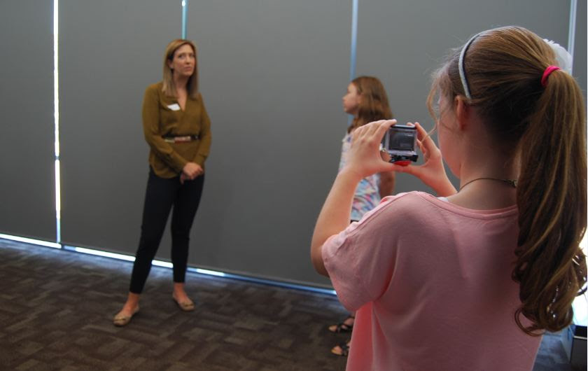 Multi-Me TV Kids Workshop with Carmen Braidwood GoPro