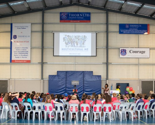 Thornlie Primary School Talk Taku