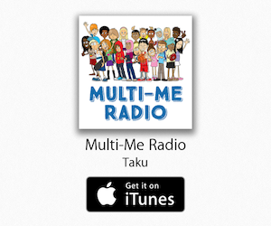 multi-me radio podcast itunes banner