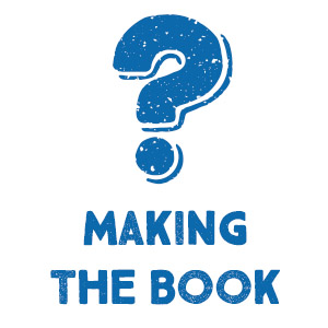 Making the book Multi-Me Radio Podcast