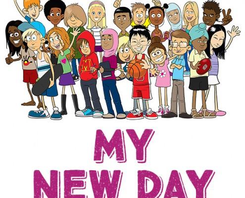 My new day Multi-Me Radio Podcast