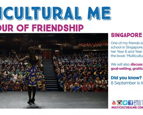 Multicultural Me World Tour Singapore