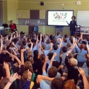Book Tour St Joseph's School Chelsea Melbourne