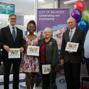 VIP Guests at Multicultural Me Book Launch