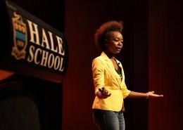 Hale School Talks Assembly