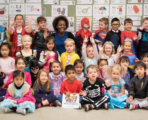 Success Primary School Group Photo
