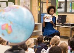Success Primary School Talk_Multicultural Me