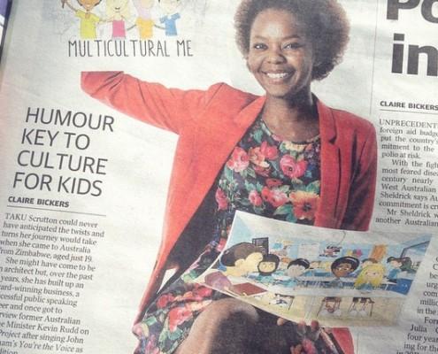 Sunday Times Newspaper Taku Crowdfunding 150322