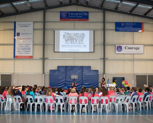 Thornlie Primary School Book Talk