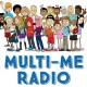 iTunes Multi-Me Radio Podcast Cover