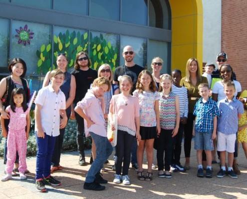 Multi-Me TV Kids Workshop Carmen Braidwood