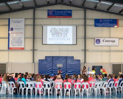 Thornlie Primary School Talk Taku