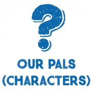 Our PALS Characters Multi-Me Radio Podcast